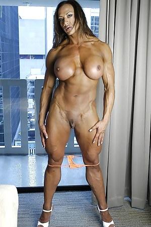 Free Big Boobs Bodybuilder Porn Pictures