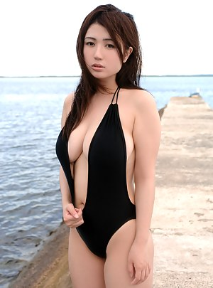 Free Big Boobs Swimsuit Porn Pictures