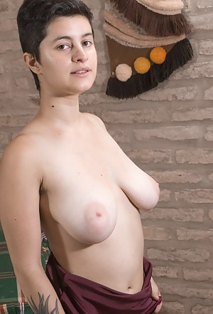 Free Big Boobs Short Hair Porn Pictures