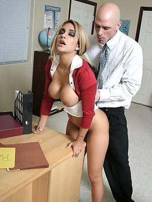 Free Big Boob Teacher Porn Pictures